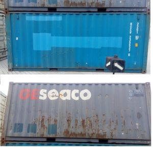 Lodní kontejner 20´DC