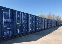 Lodní kontejner jako sklad